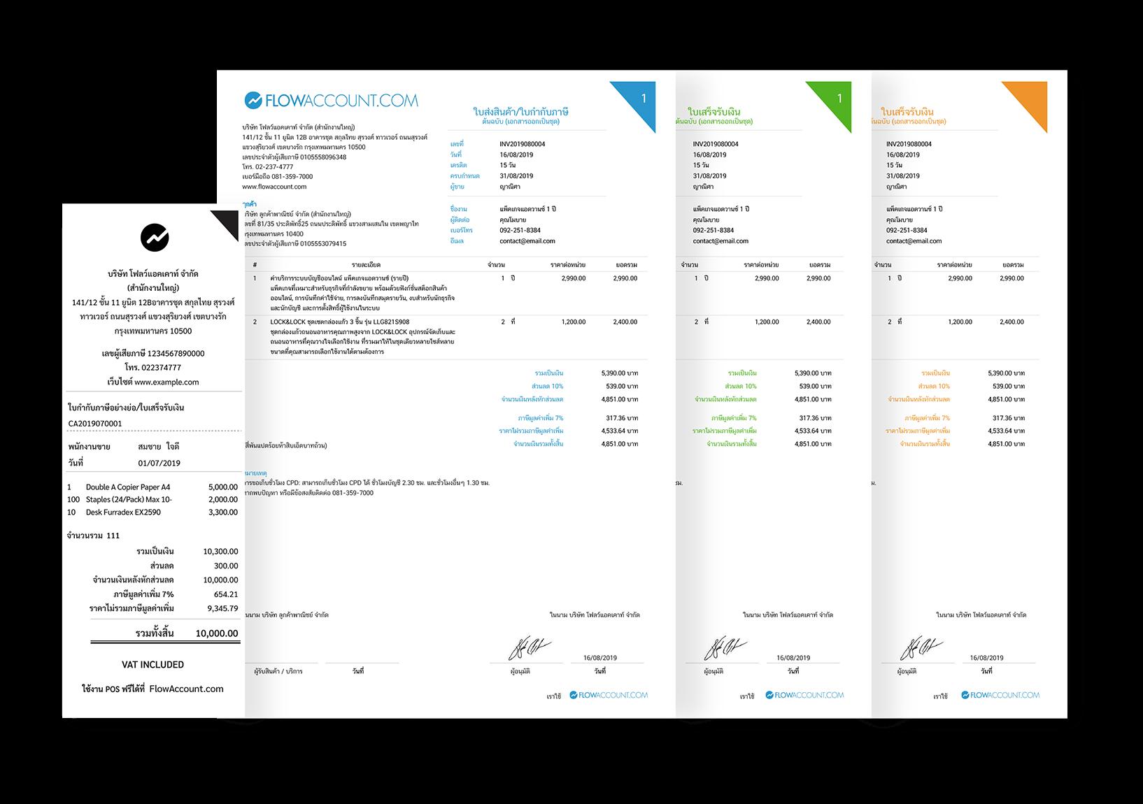 การออกเอกสารขาย
