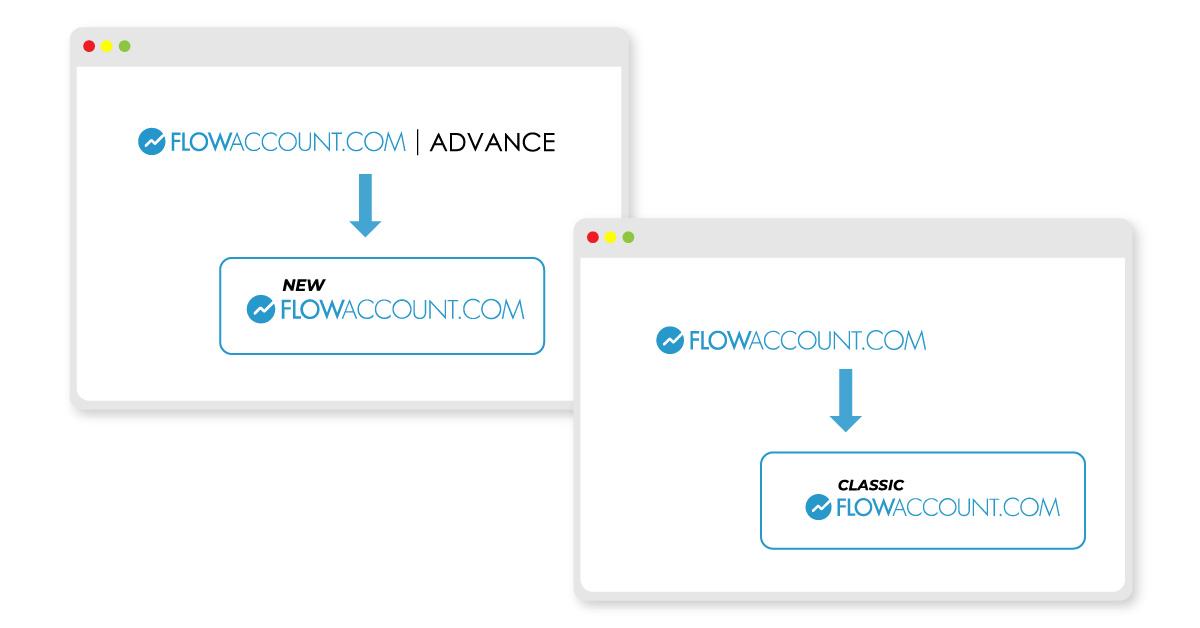 New FlowAccount