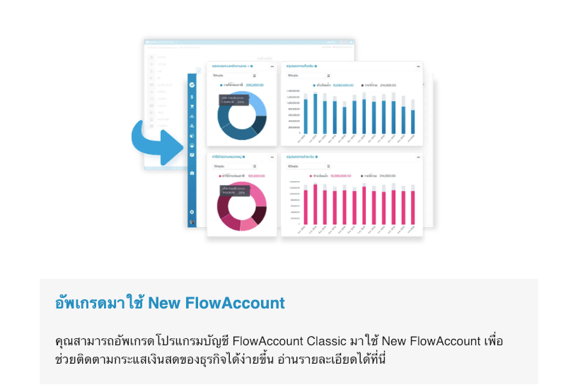 Upgrade to New FlowAccount
